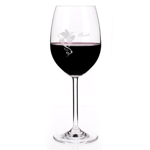 preisvergleich leonardo rotweinglas mit gratis gravur des namens willbilliger. Black Bedroom Furniture Sets. Home Design Ideas