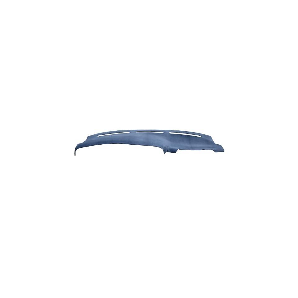 DashMat VelourMat Dashboard Cover Volkswagen Golf/GTI (Plush Velour, Dash Blue)
