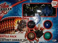 Bakugan B2 Bigger Battle Brawlers - BATTLE PACK