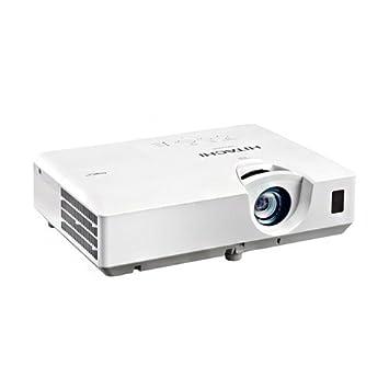 Hitachi CPEX250 Vidéoprojecteur 3 LCD 1024 x 768 2700 lumens Blanc