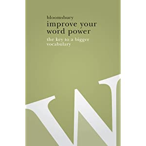 Image: Cover of Improve your Word Power
