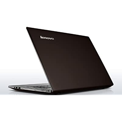 Lenovo Ideapad Z-500 59-380463 15.6-inch Laptop (Dark Chocolate) with Laptop Bag