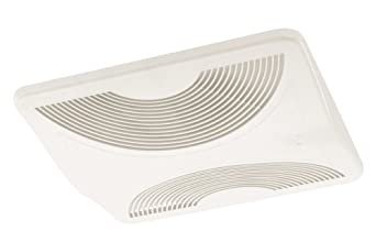 Hunter 82030 Energy Star 70 CFM Bathroom Fan, White