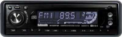 RADIOMOBILE REPLACEMENT CAR STEREO CD/MP3/WMA PLAYER & RADIO TUNER