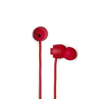 [Urbanears] Microphone / Remote Function In-Ear Earphone-Bagis Tomato -