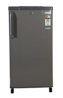 Videocon VAE183 Chill Mate Direct-cool Single-door Refrigerator (170 Ltrs, 3 Star Rating, Silky Grey)