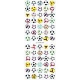 奥山商会 クリアーシール サッカーボール ZC049(1枚入)