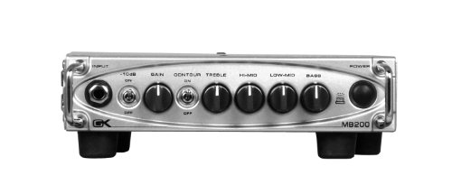 Gallien-Krueger Mb200 - 200W Ultra Light Bass Amplifier