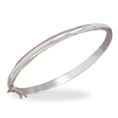 5mm Polished Bangle