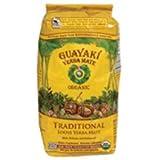 Guayaki Yerba Mate Yerba Mate - 100% Organic Traditional Yerba Mate 1 lb. loose tea (Tamaño: 16   Ounces)