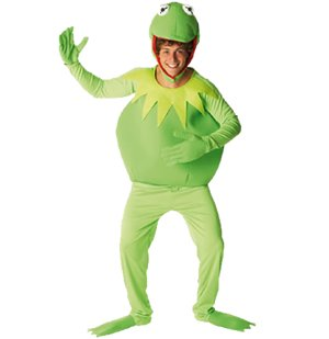 Rubies Uk The Muppet Show Kermit Costume