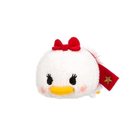 "Tsum Tsum Chrismas Daisy Duck 3.5"" Plush - 1"