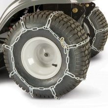 Arnold / MTD Lawn Tractor Rear Tire Chains for 20 in. x 10 in. x 8 in. Wheels 490-241-0024