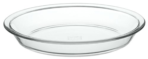 iwaki ベーシックシリーズ パイ皿 Lサイズ KBT209