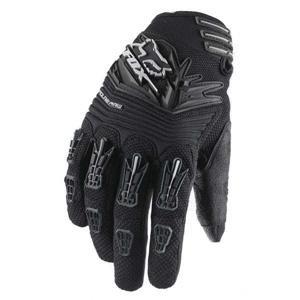 2011 Fox Polarpaw Gloves (XXXX-LARGE) (BLACK)