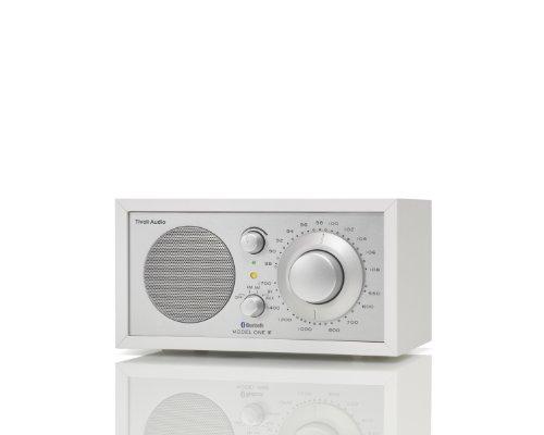 Tivoli Audio M1BTWHT Model One BT- Bluetooth AM/FM Radio (White/Silver) (Tivoli Model One compare prices)