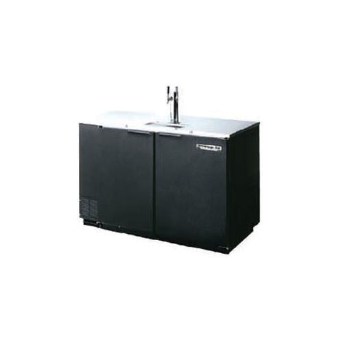 Beverage Air DD50-1-B Draft Beer Cooler