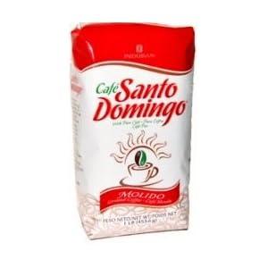 Cafe molido Santo Domingo 1 lb