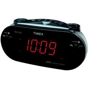 TIMEX Product TIMEX T715B Dual Alarm Clock Radio
