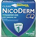 NicoDerm CQ Step 1 Clear Patch 21mg - 14 Count
