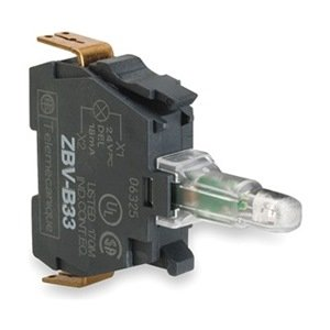 Pilot Light Module, Led, Red, 22Mm