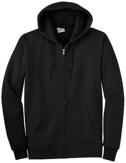 Solid black hoodie sweater zip up med amazon ca sports amp outdoors