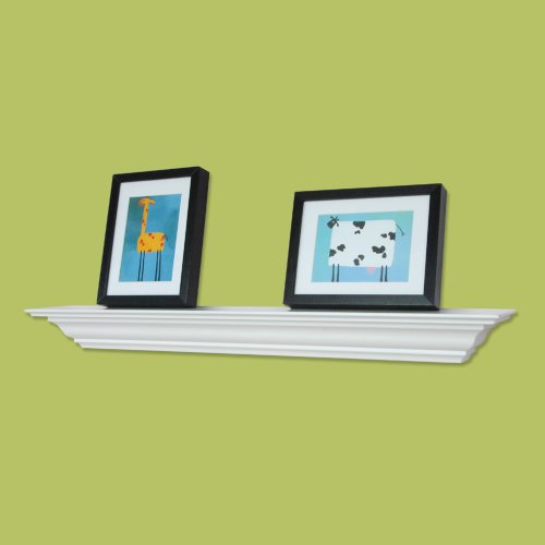 Crown Molding Wall Shelf