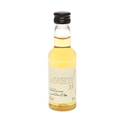 Glenkinchie 12yr Single Malt Scotch Whisky Miniature from Glenkinchie