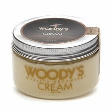 Woody's Quality Grooming Cream Hair Styling Creams