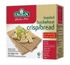 Orgran Crispbread Buckwheat 125g