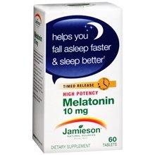 2 paquet de Jameson mélatonine 10 mg Dietary