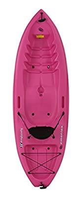 90546 Lifetime Emotion Spitfire Kayak, Pink, 8' from Lifetime OUTDOORS