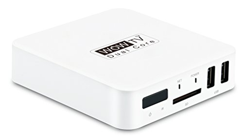 Android Smart Box, WOWTV Dualcore, Android 4.2, Internet on TV, 1GB RAM, 4GB ROM