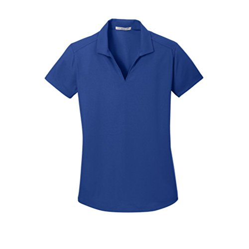 port-authority-ladies-dry-zone-grid-polo-true-royal-x-large