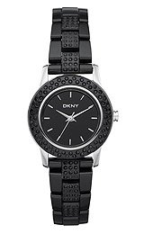 DKNY 3-Hand Analog with Glitz Women's watch #NY8421