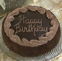 Chocolate Fudge Birthday Cake 7