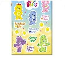 Care Bears Happy Days Stickers