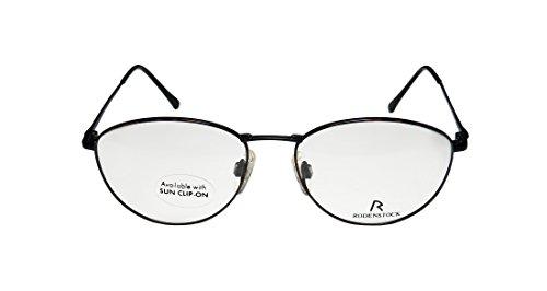 Rodenstock R2948 Mens/Womens Prescription Ready Light Weight Designer Full-rim Eyeglasses/Glasses (52-16-130, Havana / Black) (Mirror Edge Cosplay compare prices)