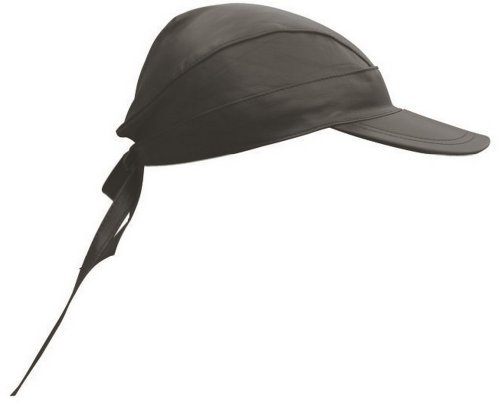 Unisex Adult AL3223 Skull cap One Size Black (Renaissance Skirt & Hat)