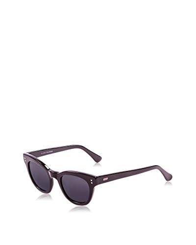 Ocean Gafas de Sol Santa Cruz (47 mm) Negro Brillo