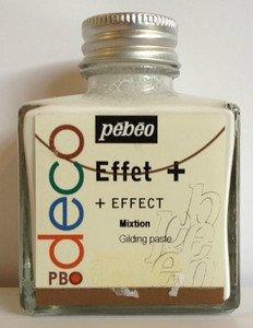 Mixtion à dorer 75 ml - Pébéo : colle feuille, or, dorure