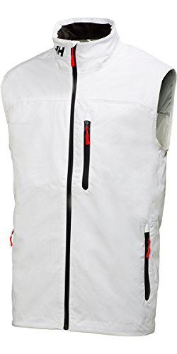 Helly Hansen Men's Crew Midlayer Vest Medium White