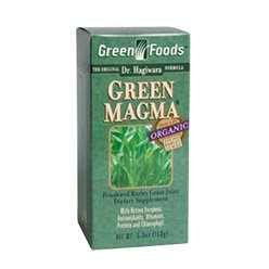 Green Magma  Barley Juice Powder & Tablets