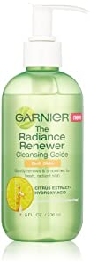 Garnier The Radiance Renewer Cleansing Gelee for Dull Skin, 8 Fluid Ounce