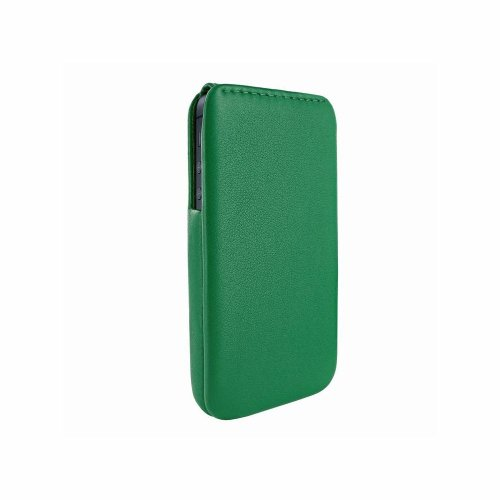 Best Price Apple iPhone 5 / 5S Piel Frama iMagnum Green Leather Cover