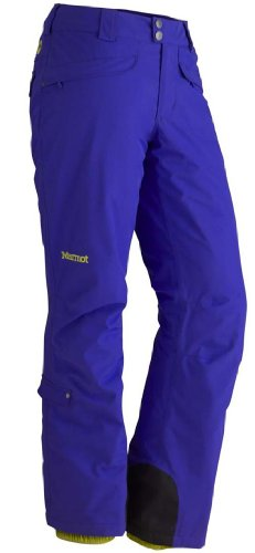 Marmot Skyline Insulated Pant – Women's Electric Blue XL