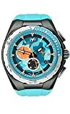 TechnoMarine Cruise Steel Blue Camouflage Dial Men's Watch #110071