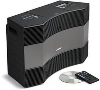 Bose Acoustic Wave Music System - Micro System - Radio / Cd - Graphite Gray