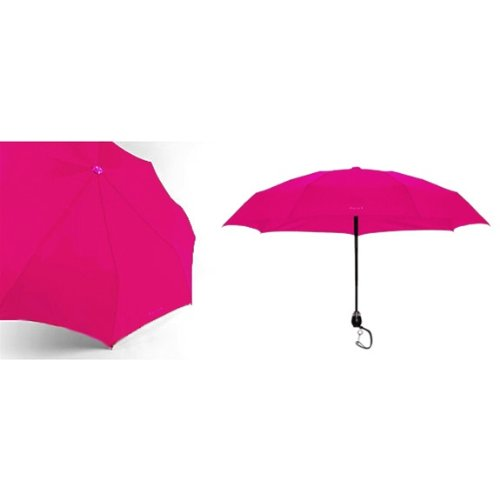 Davek Traveler Umbrella - Fuchsia Pink Version 2.0