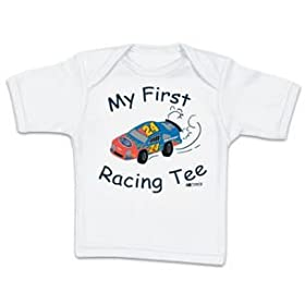nascar baby clothes #24 Jeff Gordon T-Shirt